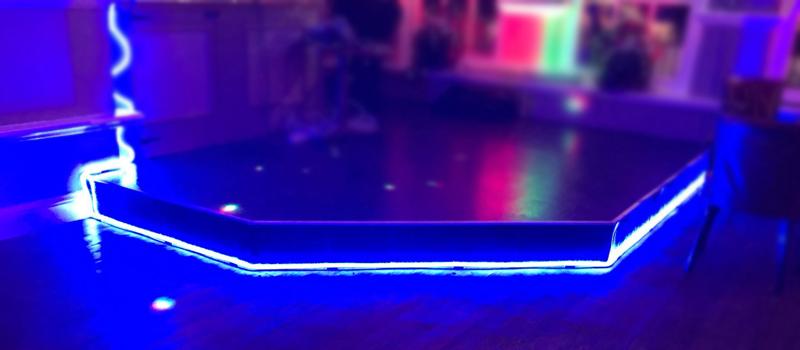 LED Neon Flex Dancefloor