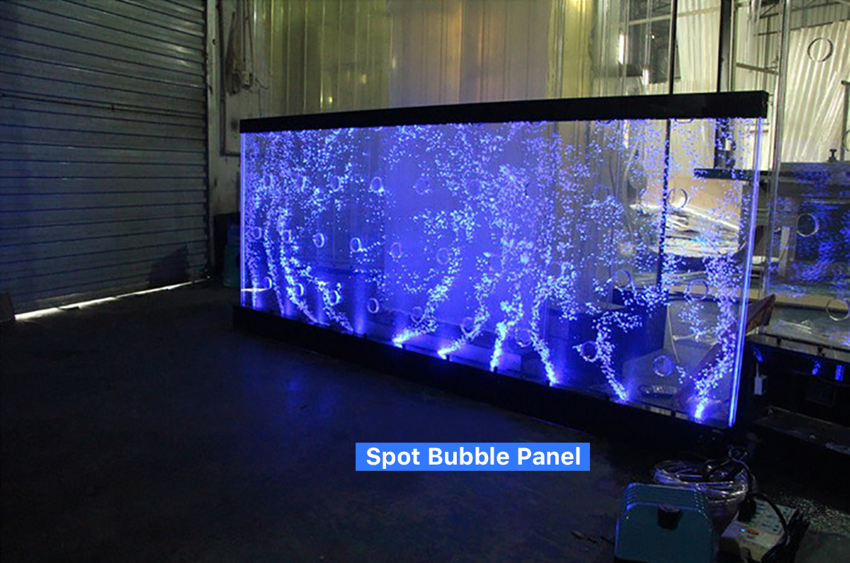Spot Bubble Panel Bubble Wall Water Feature