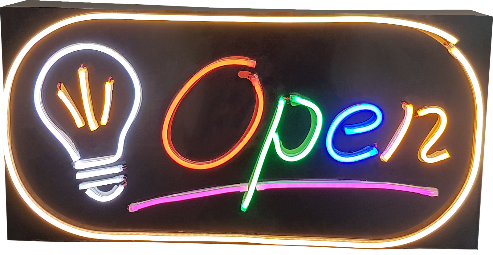 Open Sign LED Neon Flex Signage